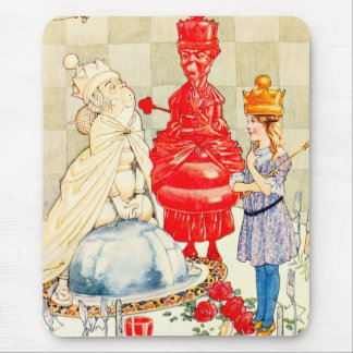 Songs From Alice: The Fish Riddle Mouse Pad