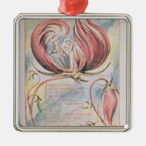 Songs of Innocence; Infant Joy, 1789 Ornaments