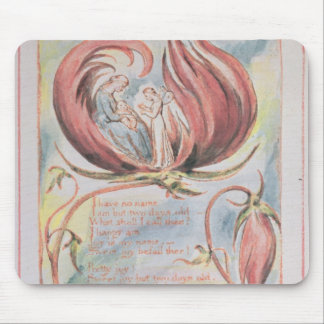 Songs of Innocence; Infant Joy, 1789 Mouse Mat
