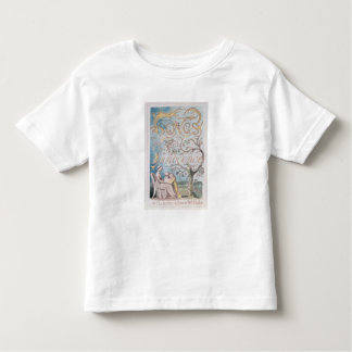Songs of Innocence; Title Page, 1789 Toddler T-Shirt