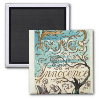Songs of Innocence, title page Magnet