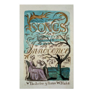 Songs of Innocence, title page Poster
