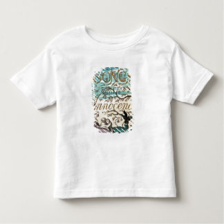 Songs of Innocence, title page Toddler T-Shirt