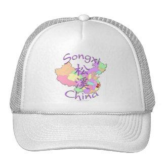 Songxi China Trucker Hat