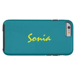 Sonia Case-Mate Tough iPhone cover Tough iPhone 6 Case