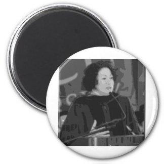 Sonia Sotomayor Supreme Court  Nominee Refrigerator Magnet