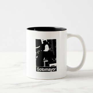 Sonia Sotomayor Supreme Court  Nominee Two-Tone Mug