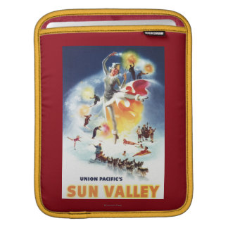 Sonja Henje Montage of Sun Valley Poster Sleeves For iPads