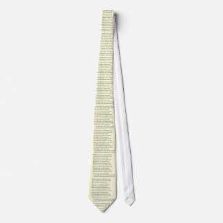 Sonnet # 12 by William Shakespeare Tie