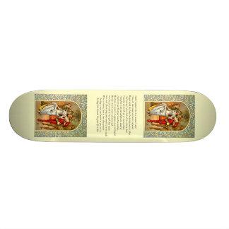 Sonnet # 18 by William Shakespeare Skateboards