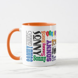 Sonny Coffee Mug
