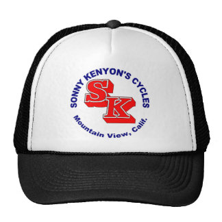 Sonny Kenyon Cycles logo Cap