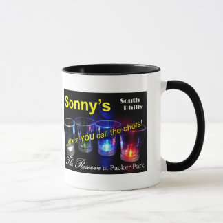 Sonny's South Philly Two Tone Coffee Mug