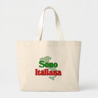 Sono Italiana Jumbo Tote Bag