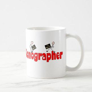 Sonographer Gifts Mug