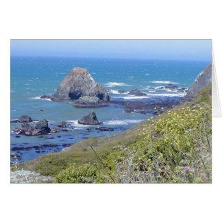 Sonoma Coast, California Note Card