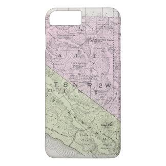 Sonoma County, California 10 2 iPhone 8 Plus/7 Plus Case
