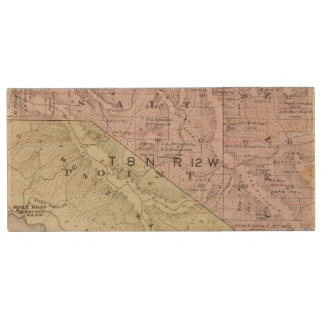 Sonoma County, California 10 2 Wood USB Flash Drive