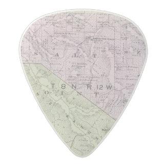 Sonoma County, California 10 Acetal Guitar Pick