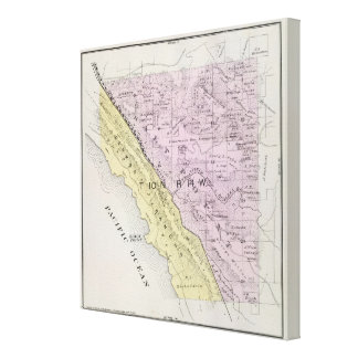Sonoma County, California 10 Canvas Print
