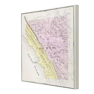 Sonoma County, California 10 Canvas Prints
