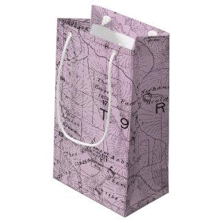 Sonoma County, California 10 Small Gift Bag
