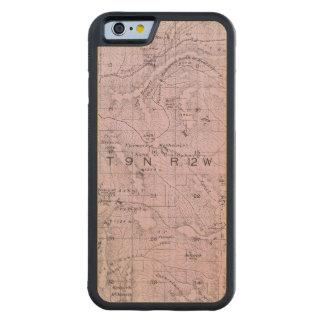 Sonoma County, California 10 Maple iPhone 6 Bumper Case
