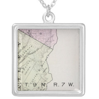 Sonoma County, California 20 Silver Plated Necklace