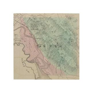 Sonoma County, California 23 Wood Print