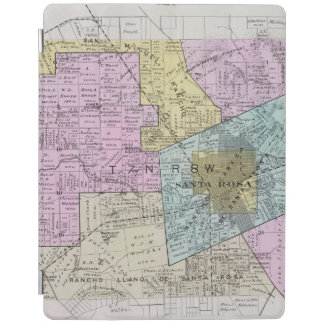 Sonoma County, California 27 iPad Cover