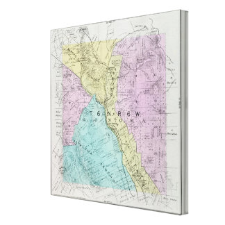 Sonoma County, California 31 Stretched Canvas Prints