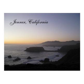 Sonoma North Coast 2 Postcard