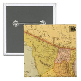 Sonora 15 Cm Square Badge