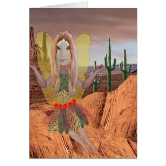 Sonora Greeting Card