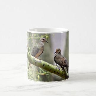 Sonoran Love Doves Coffee Mug