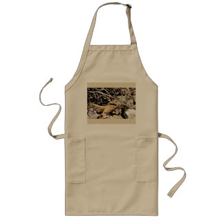 Sonoran Squirrel Adult Long Apron