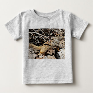 Sonoran Squirrel Baby Fine Jersey Tee Shirt