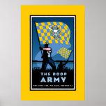 Sons of Ben - Doop Army Poster