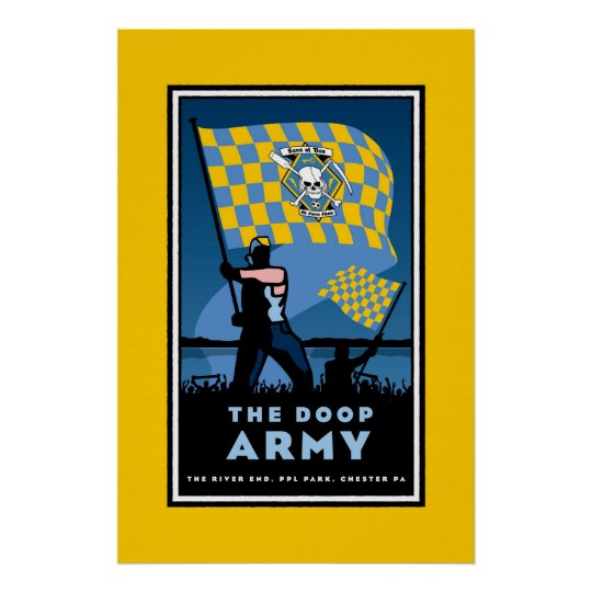 Sons of Ben - Doop Army Poster