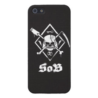 Sons of Ben iPhone5 Case - Spray Paint iPhone 5/5S Covers