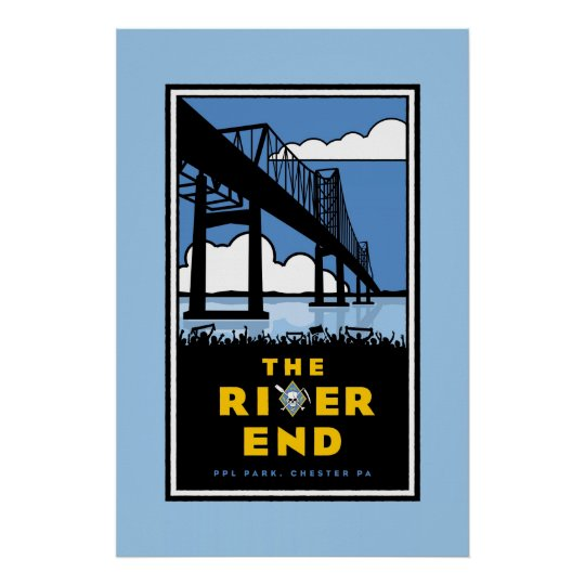 Sons of Ben - 'The River End' Poster