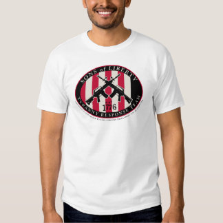 Sons of Liberty Tyranny Response T-shirt