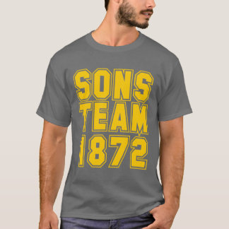 Sons Team - Dark Grey T-Shirt