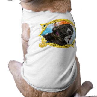 Sookie - Pitbull Sleeveless Dog Shirt