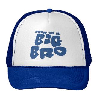 Soon to be big bro cap