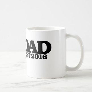soon to be Dad est 2016 Coffee Mug