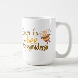 Soon to be Grandma Classic White Coffee Mug