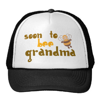 Soon to be Grandma Hats