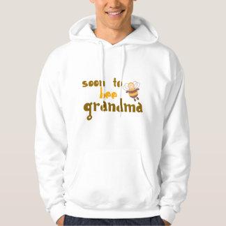 Soon to be Grandma Hoodie