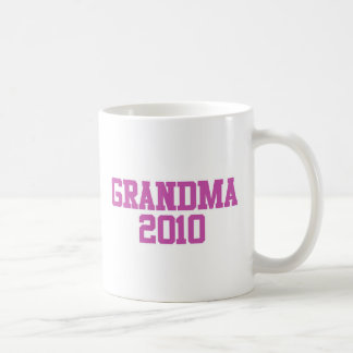 Soon to be Grandma in 2010 Mugs